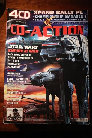 CD-Action. Magazyn komputerowy. Różne numery 2006/2013