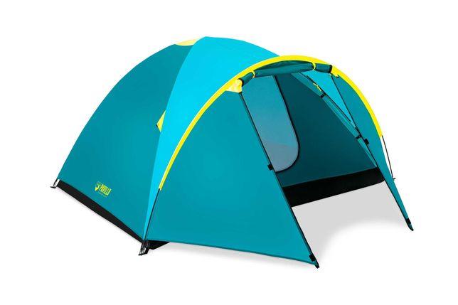 Палатка 4 местная двухслойная с тамбуром швы прошиты, Pavillo 68091