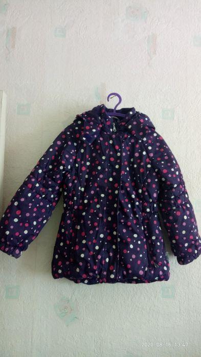 зимняя мембранная куртка lassie 122 Дружковка - изображение 1