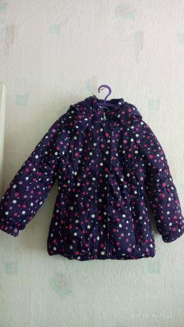 зимняя мембранная куртка lassie 122