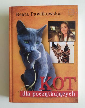 Kot dla początkujących - Pawlikowska, jak nowa