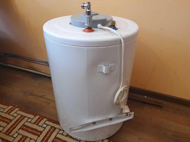Elektryczny ogrzewacz wody 60L Lemet bojler emaliowany anoda magnezowa
