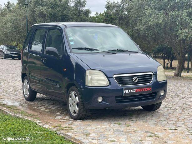 Suzuki Wagon R+ 1.3 GLX
