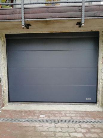 Brama Segmentowa 270x220 Bełchatów Producent