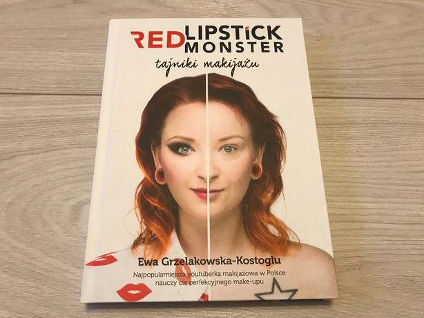 Tajniki Makijażu RED Lipstick Monster Ewa Grzelakowska