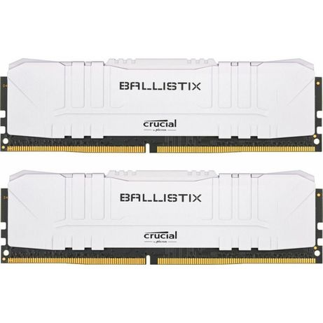 Продам Crucial DDR4 32GB 2x16GB 3200MHz Ballistix White