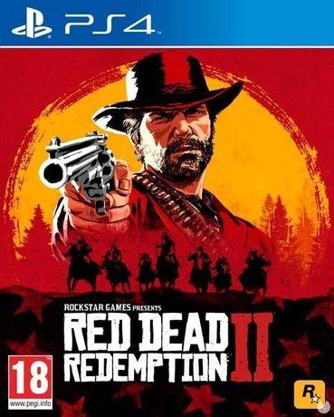 Red dead redemption 2 PS4 sprzedam lub zamienię wymienię