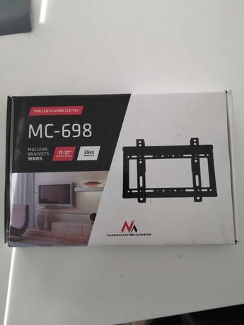 Uchwyt regulowany do TV/monitor firmy Maclean MC-698 , 17 do 37cali