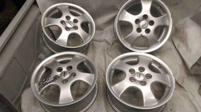 """Felgi aluminiowe 15"""" 5x112 6J ET 50 Rial Obrzycko"""