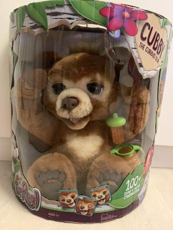 Интерактивный Медвежонок мишка Кабби куби FurReal Cubby, Bear Hasbro