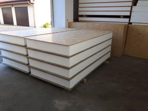 panele sip DOMKI na zgloszenie domy modulowe pasywne produkcja SIP-POL