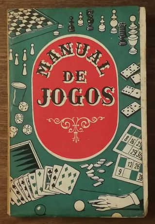 manual de jogos, canasta, portugália editora