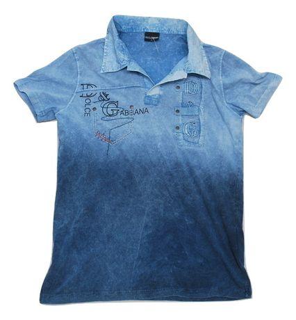 Modna Koszulka polo Dolce&Gabbana M zUSA!
