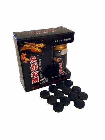 Black Gold «Черное золото» препарат для потенции - 12 таб.