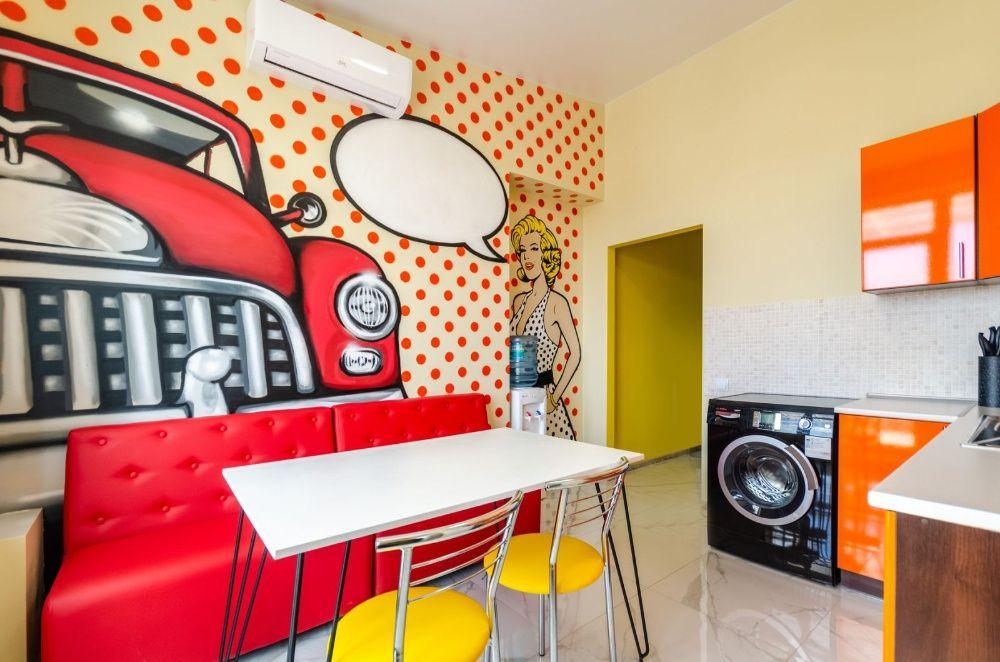 Прекрасный отдых в колоритных номерах с кухней и душем у м Театральная Киев - изображение 1