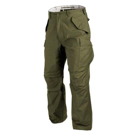 Spodnie Helikon M65 Nyco Sateen Olive Green (SP-M65-NY-02)