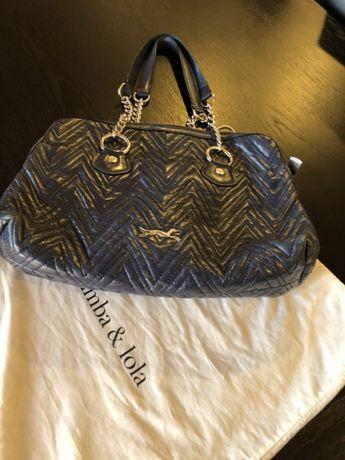 Bolsa original Bimba & Lola Azul marinho