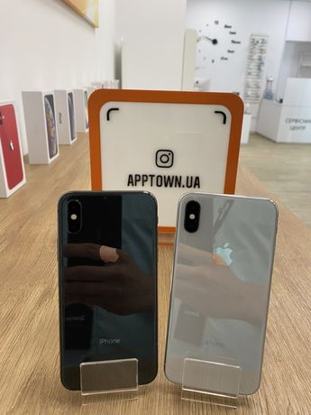 iPhone X 64/256 GB Space/Silver Neverlock+Гарантия