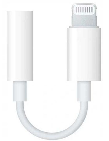 Przejściówka adapter lightning jack iPhone 7 8 X