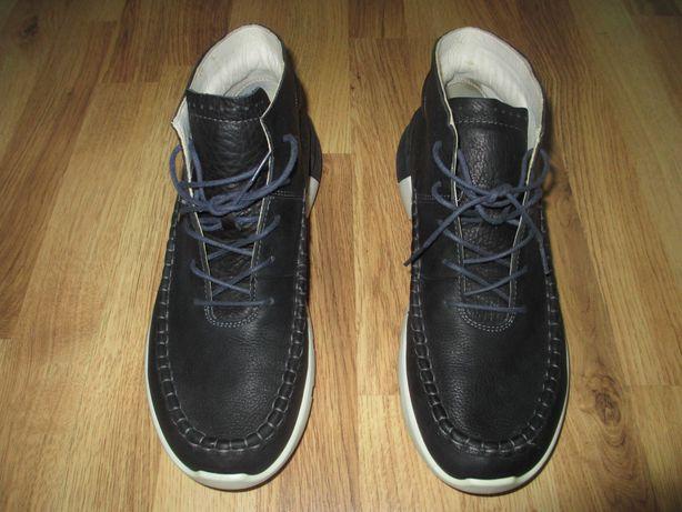 Ботинки новые Ecco Cross-45 размер