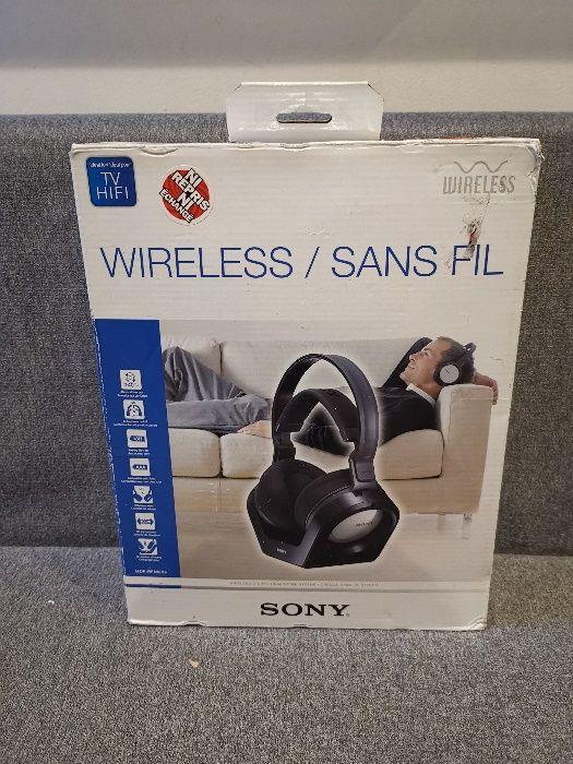 Sony MDR-RF840RK Słuchawki bezprzewodowe Zambrów - image 1