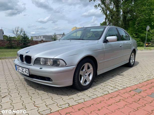 BMW Seria 5 BMW 530d 2003r xenon automat bezwypadkowa
