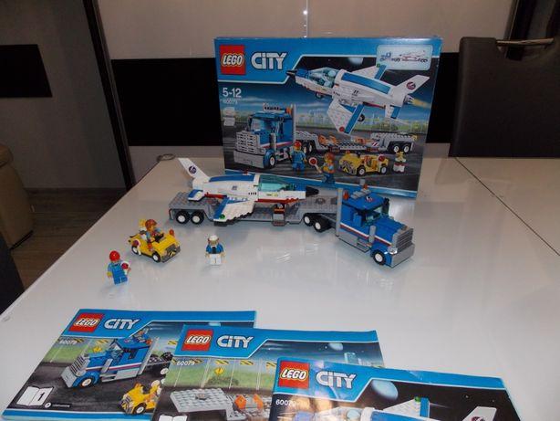 Lego 60079 Nienaruszone punkty otwarcia