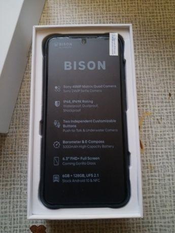 UMIDIGI BISON защищенный смартфон 6/128Gb 5000mAh NFC