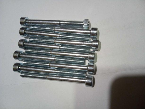 Zawleczka 5 mm śrubowa do pieców kotłów z podajnikiem ślimakowym 10szt