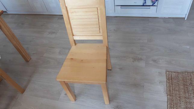 krzesło drewniane  135 zł