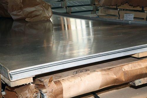 Лист алюминиевый Д16Т (2024) 3х1520х3020 мм дюралевый лист