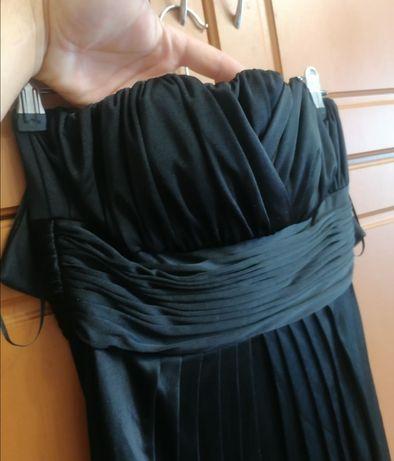 Красивое вечернее мини платье бюстье - корсет OASIS