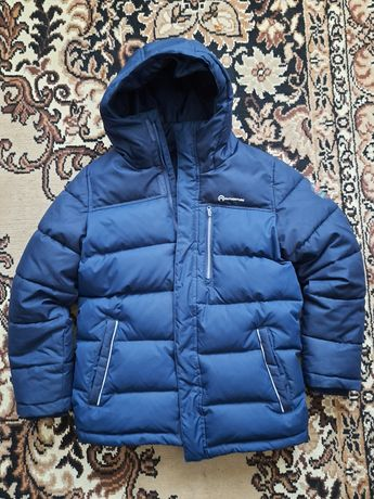 Куртка зимняя подросток рост 152 , пуховик.