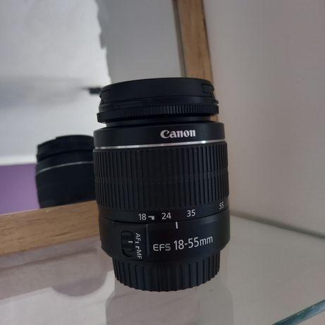 Obiektyw do aparatu, Canon