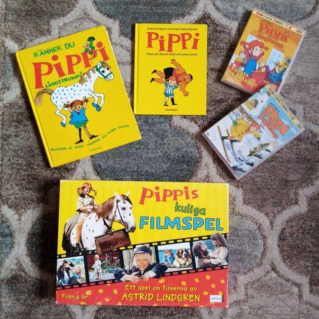 Pippi Langstrumpf zestaw