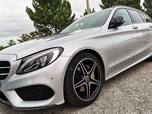 Mercedes C220 AMG Pack Night 9G