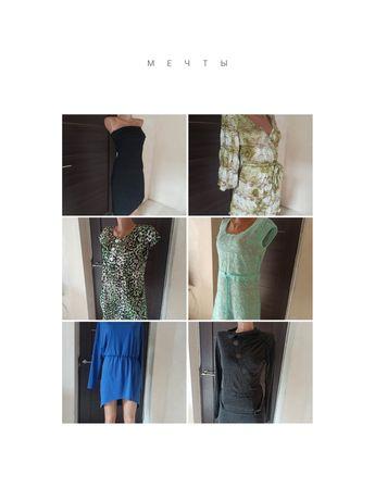 Платье туника юбка