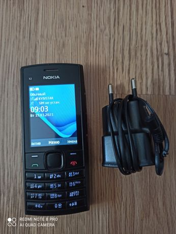 Nokia X2-02(оригінал)