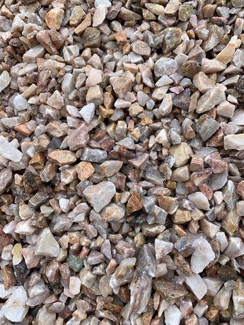 Grys ozdobny Dolomit frakcja 8-16 Bolesławiec dolnośląskie, granit