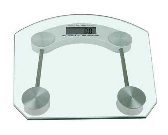 Весы напольные електронные квадратные