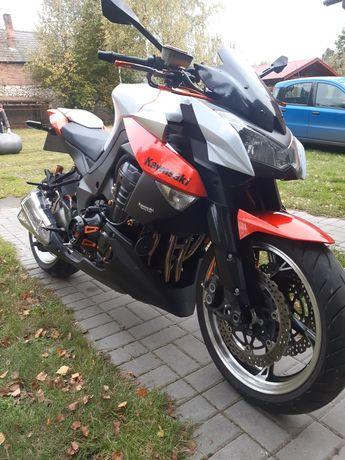 Kawasaki z1000 ,2010r dużo dodatków
