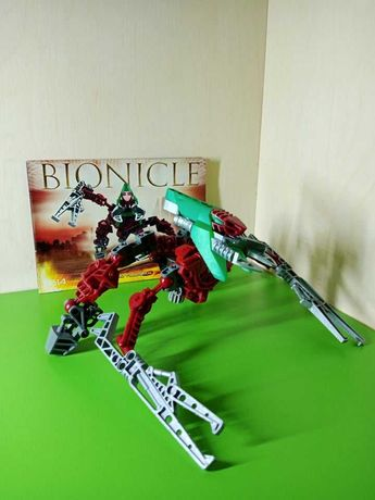 Конструктор Lego/ 8614 Vahki Nuurakh /Bionicle