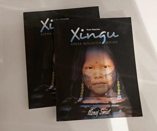 Xingu Rzeka wolnych Indian - Piotr Opacian
