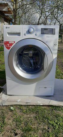 Пральна машина LG F1448QDP, стиральная машина, 7KG, 1400 об/мин