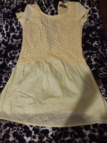 Летнее платье 44 размер