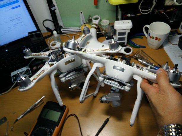 Ремонт,настройка,модификация дронов,квадрокоптеров DJI с гарантией!