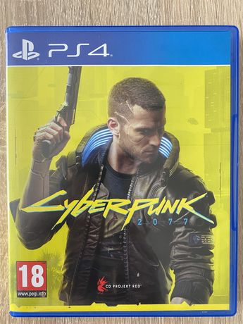 Cyberpunk 2077 ps4 ps5 pl