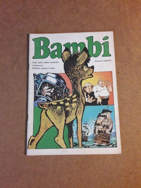 Bambi i inne komiksy 1987