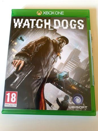 Gra Watch Dogs Xbox  one
