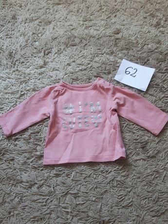 Bluzka koszulka T- shirt Reserved r. 62